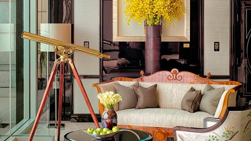 The Peninsula Hong Kong - Hong Kong - Living room