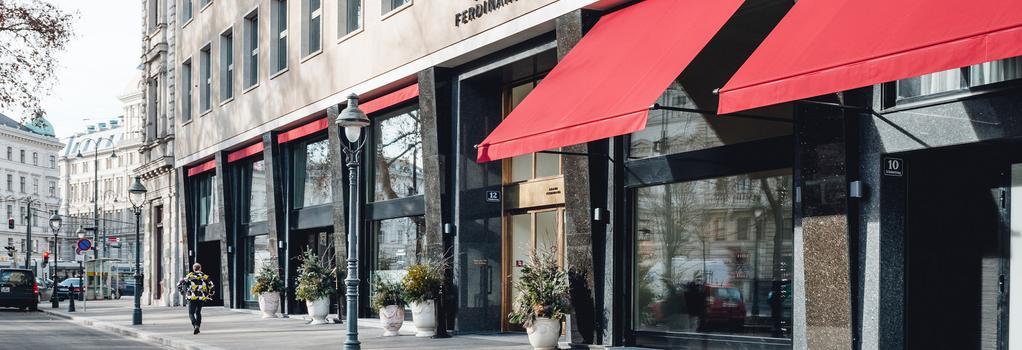 Grand Ferdinand - Viennese Elegance Reloaded - Vienna - Building