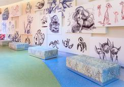 Disney's Art of Animation Resort - Lake Buena Vista - Lobby