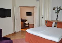 Elite Hotel Adlon - Stockholm - Bedroom