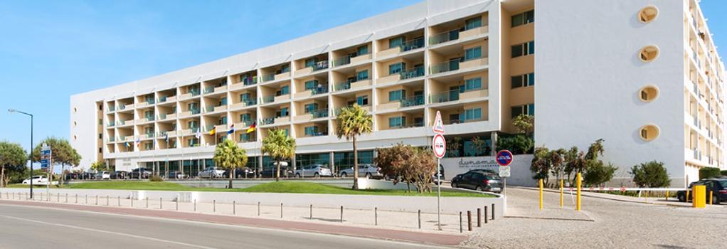 Hotel Apartamento Dunamar - Monte Gordo - Building