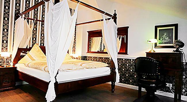 Garden Living - Boutique Hotel - Berlin - Bedroom