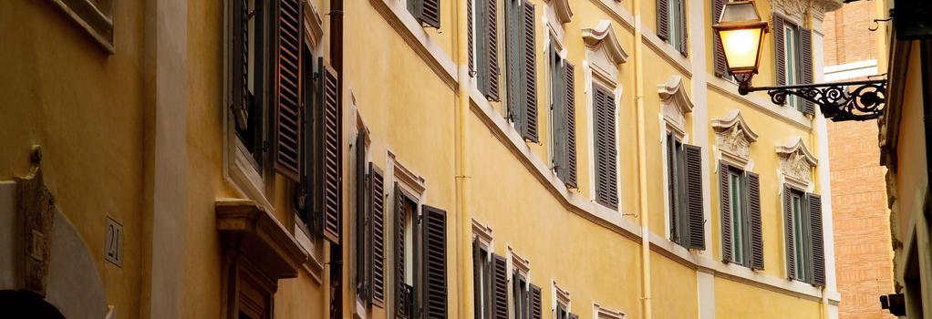Hosianum Palace - Rome - Building