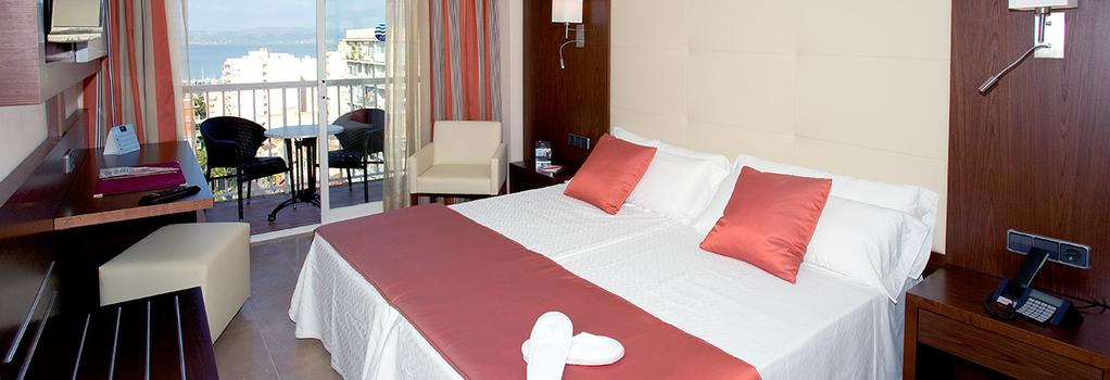 Hotel Torre Azul & Spa - Adults Only - S'Arenal - Bedroom