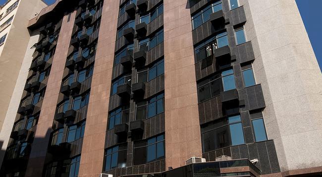 Metrópole Rio Hotel - Rio de Janeiro - Building