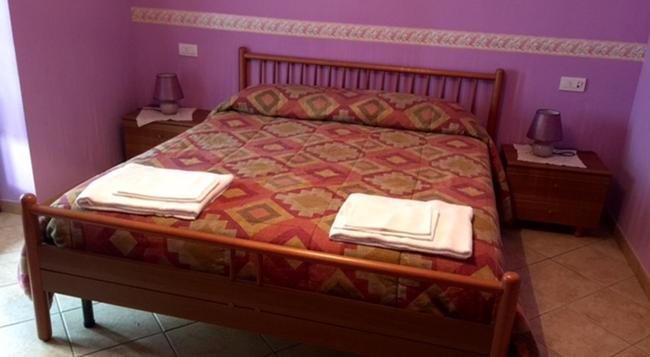 B&B Maremma Nel Tufo - Pitigliano - Bedroom
