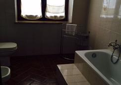 B&B Maremma Nel Tufo - Pitigliano - Bathroom