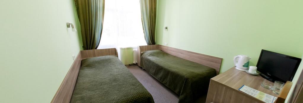 Tan Hotel - Ufa - Bedroom