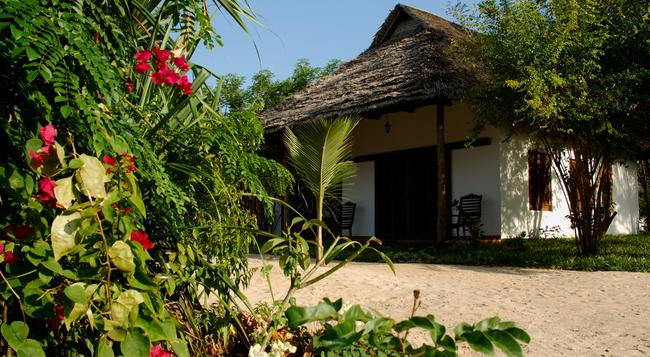 Fumba Beach Lodge - Zanzibar - Building