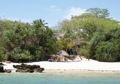 Fumba Beach Lodge - Zanzibar - Outdoor view