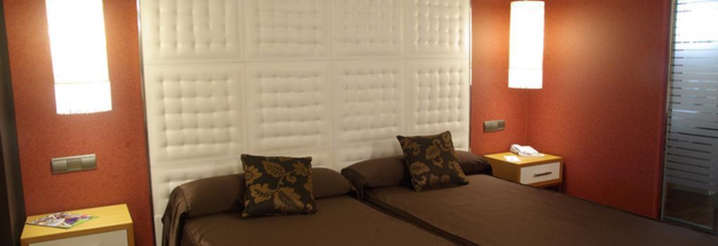 Hotel Málaga Nostrum - Malaga - Bedroom
