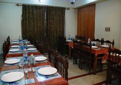 Hotel Shaneel Residency - Srinagar (Jammu and Kashmir) - Restaurant