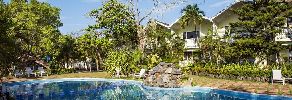 Fantasy Island Beach Resort - Coxen Hole - Pool