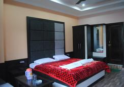 Hotel Holiday Hill - Dharamsala - Bedroom