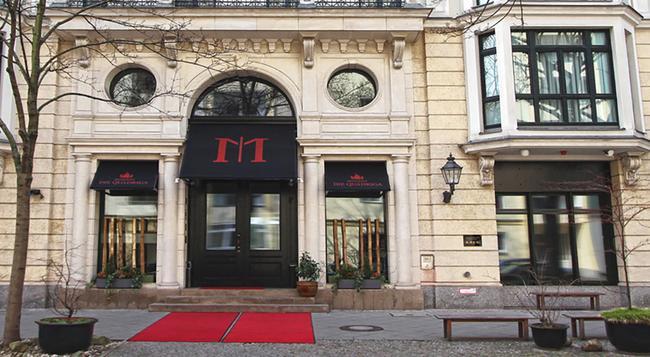 Dormero Hotel Berlin Ku'damm - Berlin - Building