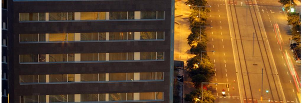 Hotel Sb Diagonal Zero Barcelona - Barcelona - Building
