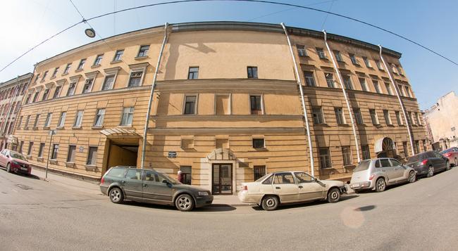 Spirit House - Saint Petersburg - Building