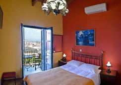 Marianna - Nafplio - Bedroom