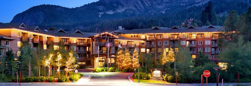 Juniper Springs Resort - Mammoth Lakes - Building