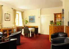 Hotel Blauer Bock - Munich - Lobby
