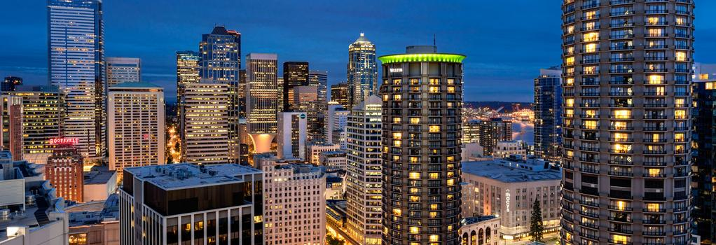 The Westin Seattle - Seattle - Building