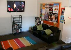 Adelaide Backpackers Inn - Adelaide - Living room