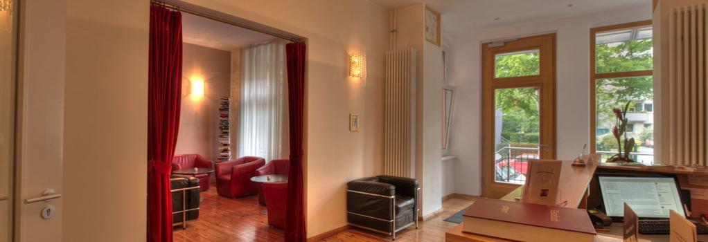 Hotel Johann - Berlin - Lobby