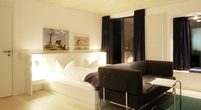 Hotel Niedersachsen - Westerland - Bedroom