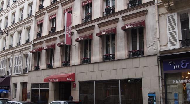 Hôtel Fiat - Paris - Building