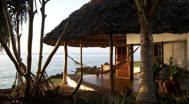 Matemwe Lodge - Matemwe - Building