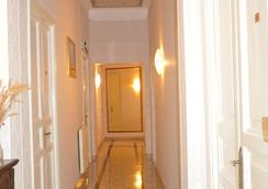 Hotel Texas - Rome - Lobby