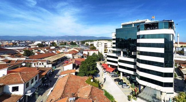 Hotel Arka - Skopje - Building
