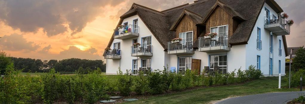 Balmer See - Hotel · Golf · Spa - Heringsdorf - Building