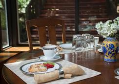 Calistoga Wine Way Inn - Calistoga - Restaurant