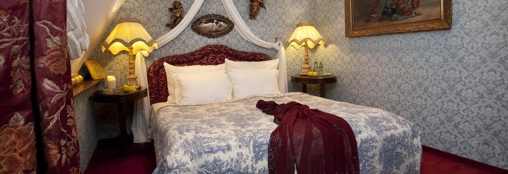 Dwór Giemzów - Lodz - Bedroom