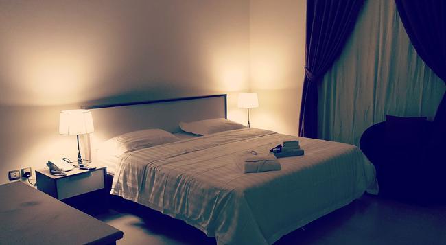 Alhamra Tower Hotel - Jeddah - Bedroom