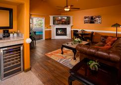 Sycamore Mineral Springs - San Luis Obispo - Lobby