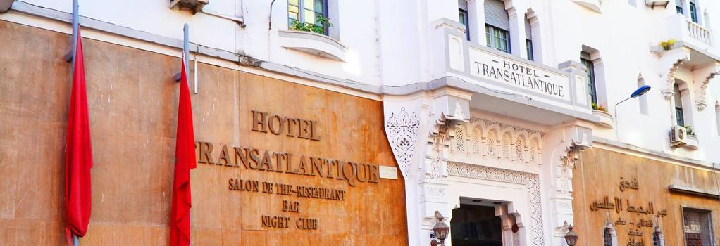 Hotel Transatlantique - Casablanca - Building
