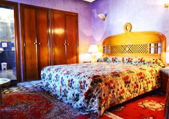 Hotel Transatlantique - Casablanca - Bedroom
