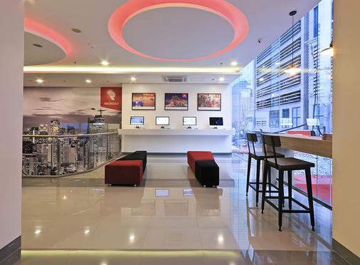 Red Planet Amorsolo - Manila - Business centre