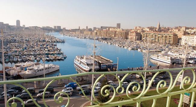 Hôtel Alizé Marseille Vieux-Port - Marseille - Building