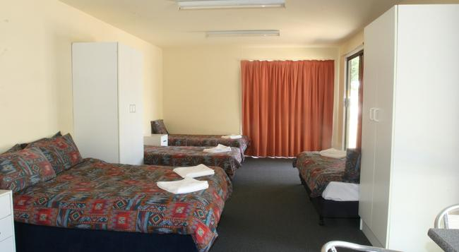 The Station - Jindabyne - Bedroom