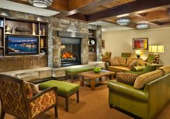 Hyatt Northstar Lodge - Truckee - Lounge