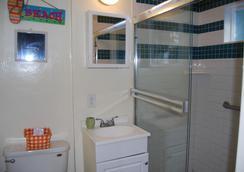 Oceana Boutique Hotel - San Clemente - Bathroom