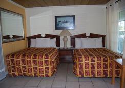 Oceana Boutique Hotel - San Clemente - Bedroom