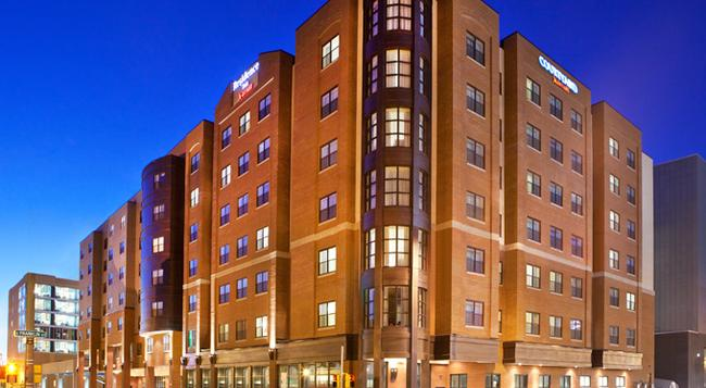 Residence Inn by Marriott Syracuse Downtown at Armory Square - Syracuse - Building