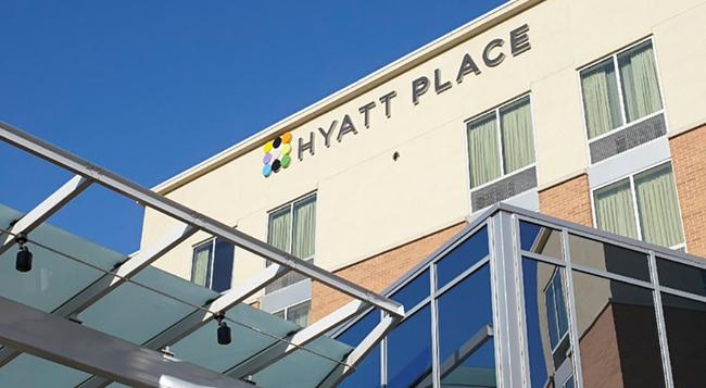 Hyatt Place Chicago/O'Hare Airport - Rosemont - Building