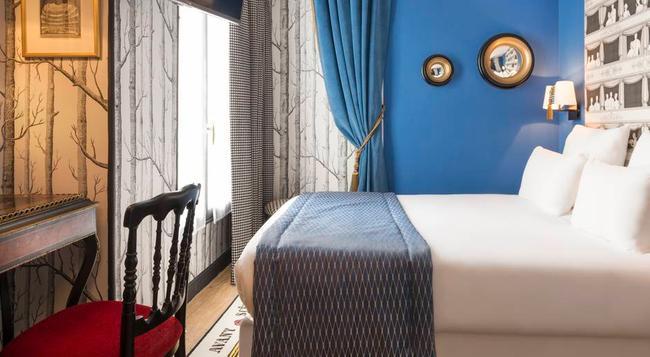 Hôtel Sacha - Paris - Bedroom