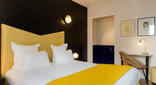 Quality Hotel Malesherbes- Paris 8 - Paris - Bedroom