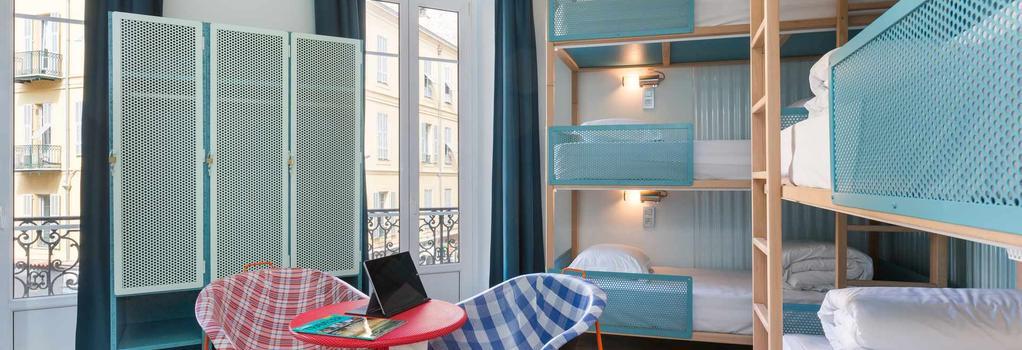 Hôtel Ozz By Happyculture - Nice - Bedroom